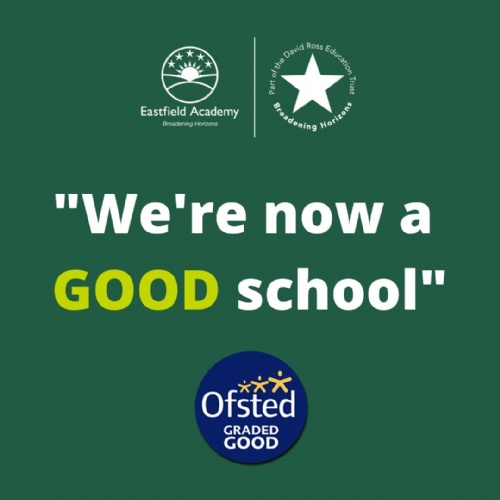 A Northampton school makes rapid improvements and is now a 'Good' school